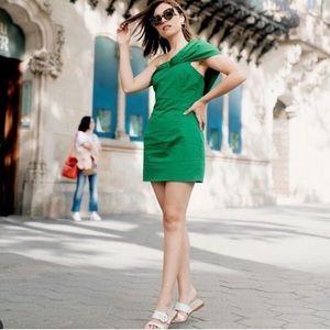Zara Asymmetrical Dress